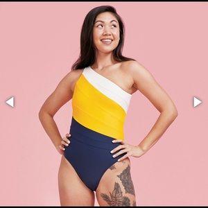 Summersalt - Sidestroke Swimsuit - Size 10